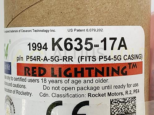 1994-K635 Red Lightning™