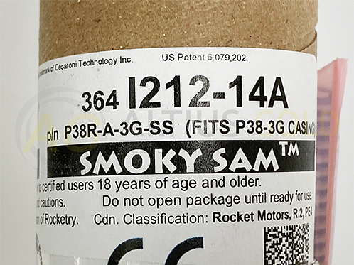 364-I212 Smoky Sam™