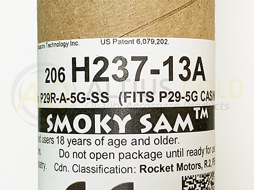 206-H237 Smoky Sam™