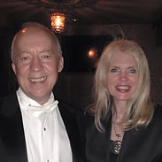 Director McCarthy with composer / conductor Mark Hayes following Lincoln Center performance