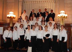 Fox Valley Festival Chorus performs John Rutter's Requiem at Carnegie Hall