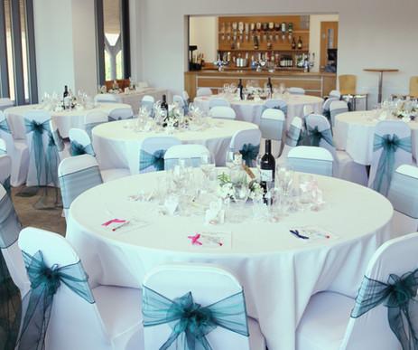 The Billson Room - Wedding Set Up