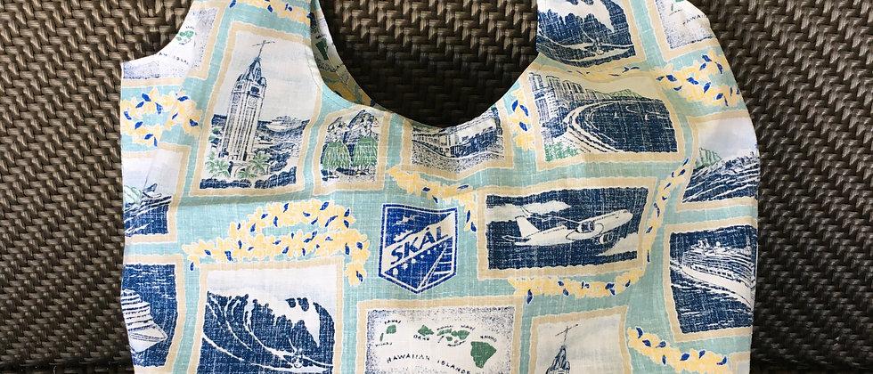Reyn Spooner Skal / Hawaiian Shopping Bag