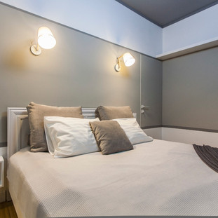Вид на кровать