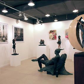 Галерея скульптуры