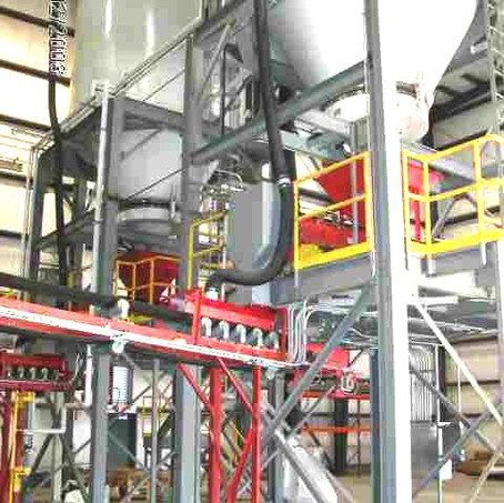 INDUSTRIAL MANUFACTURING PROCESS