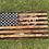 Thumbnail: Shou Sugi Ban American flag