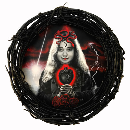 Daniel Mythcity - (Nimuë) The Black Heart