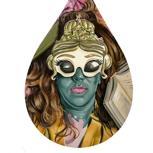 Drop Dead Belle - Gina Altadonna