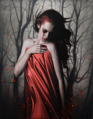 Jay Ferguson - Crimson Stain