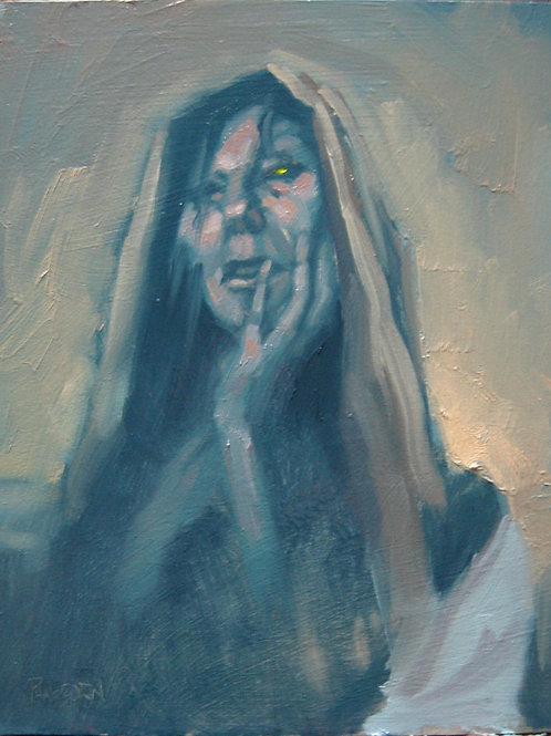 """""""The Night Tide (Wailing Woman)"""" RF Pangburn"""