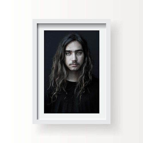 Bodie (Printed & Framed)