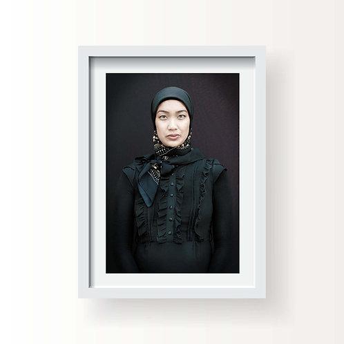 Mastura (Printed & Framed)