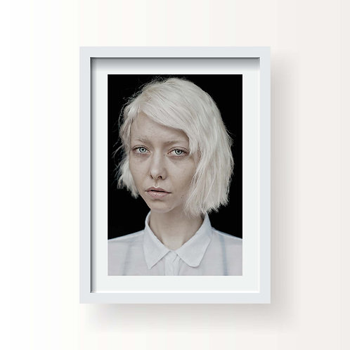 Jessica (Printed & Framed)