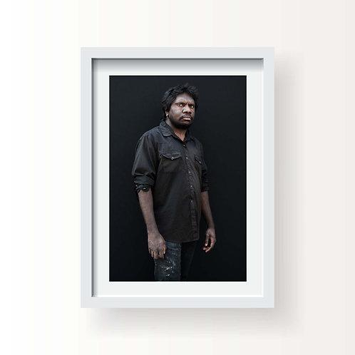 Curtis (Printed & Framed)