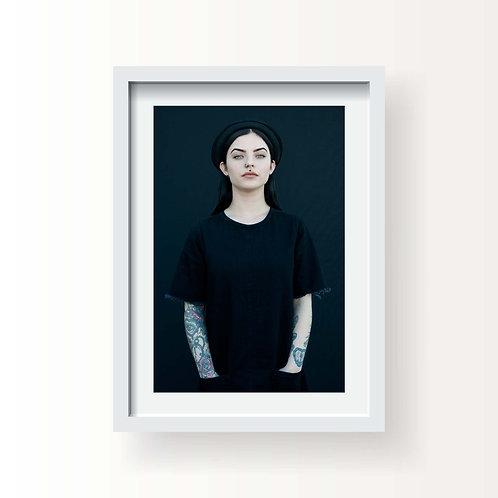 Tiffany (Printed & Framed)