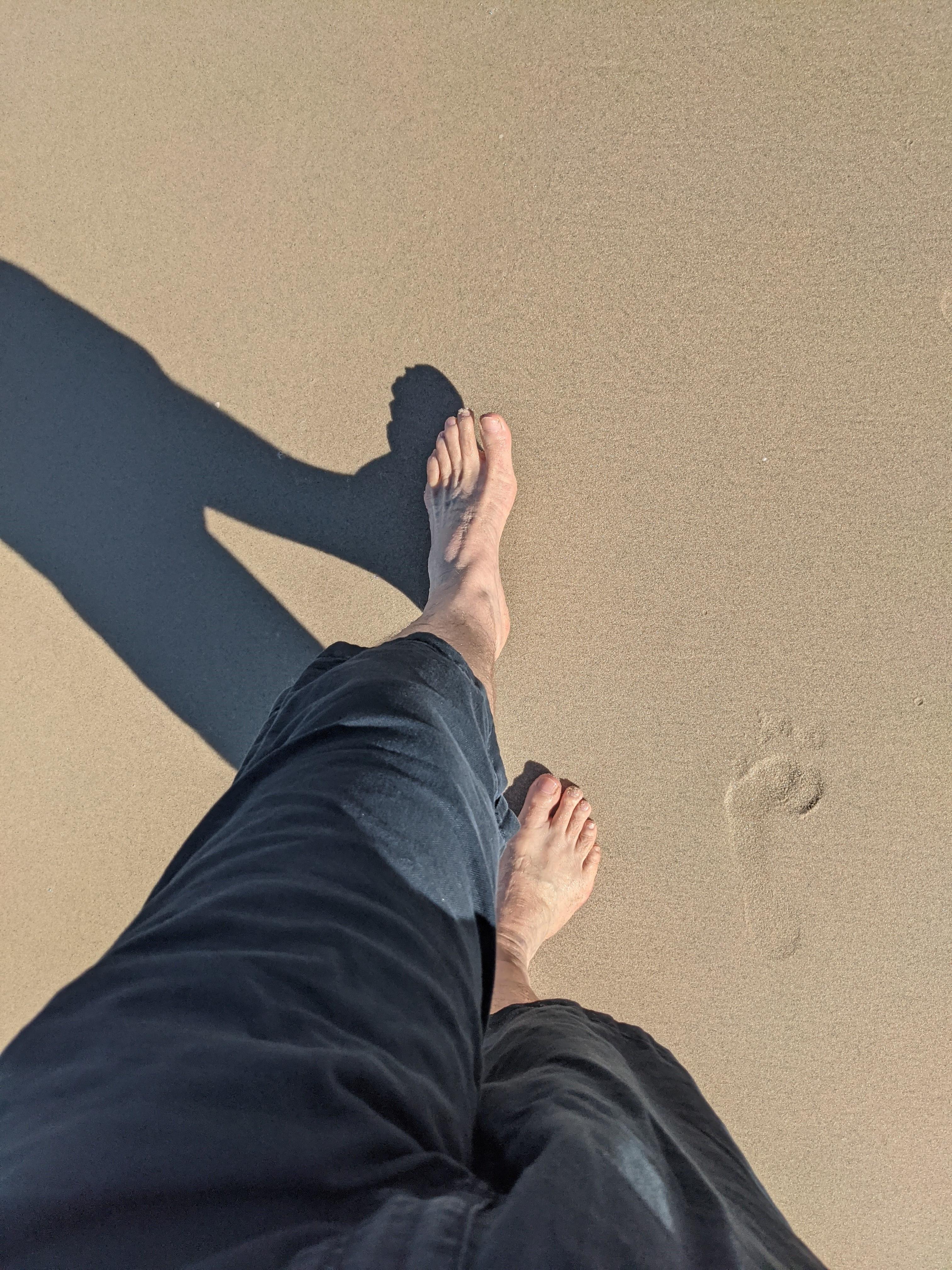 WLK + TLK | Beach | 7am