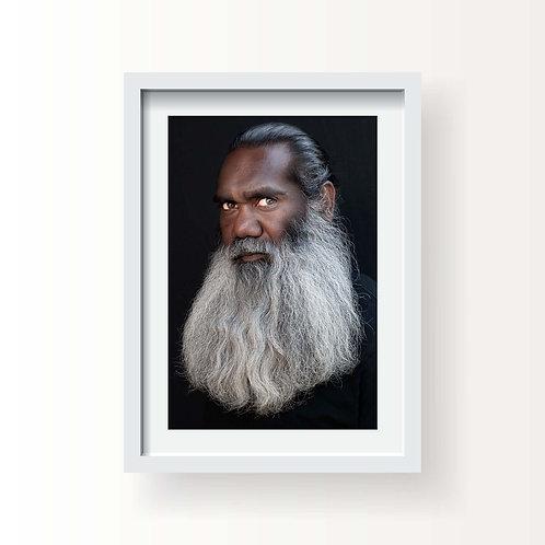 Trevor (Printed & Framed)