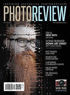 Photo Review Australia Magazine Cover Ju