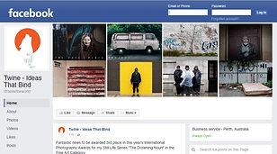 Twine Ideas That Bind Facebook