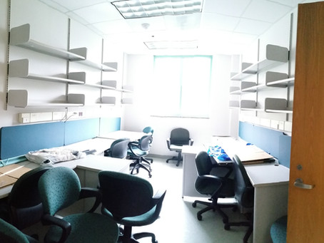 A facelift for the lab
