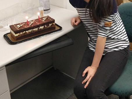 Celebrating Jessie's Birthday!!!