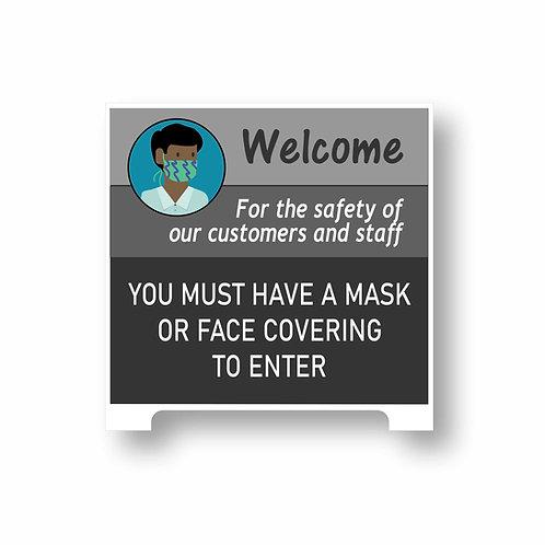 Safety A-Frame Sign 4
