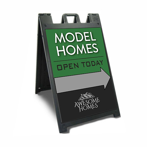 Large A-Frame Sign