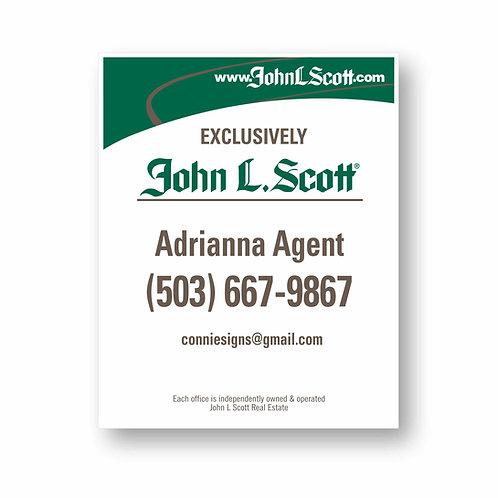 L2 Agent Sign