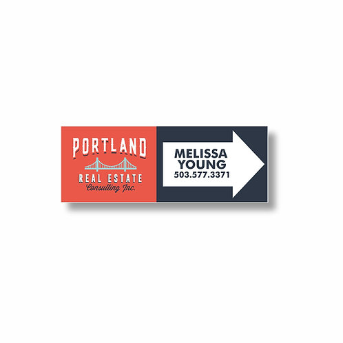 P2 Directional Sign