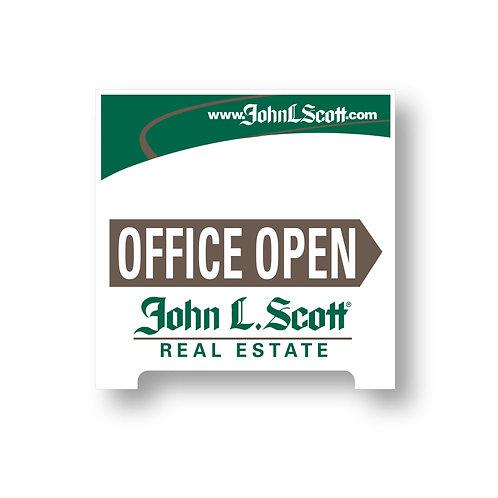 A4 Office A-Frame Sign