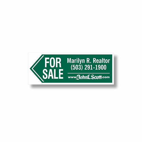 D2 Agent Directional Sign