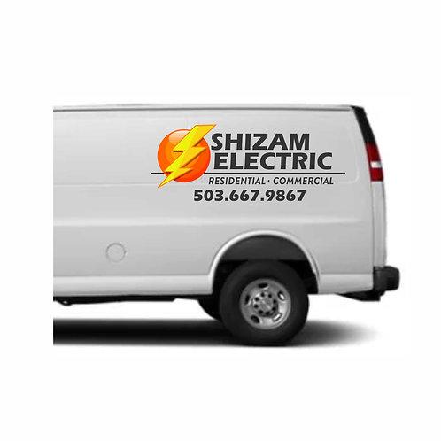 Van Side Graphics