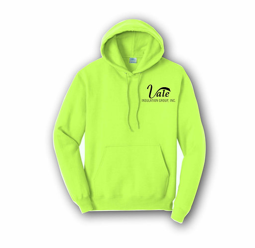 Safety Green Hoodie