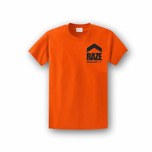 Safety Orange T-Shirt