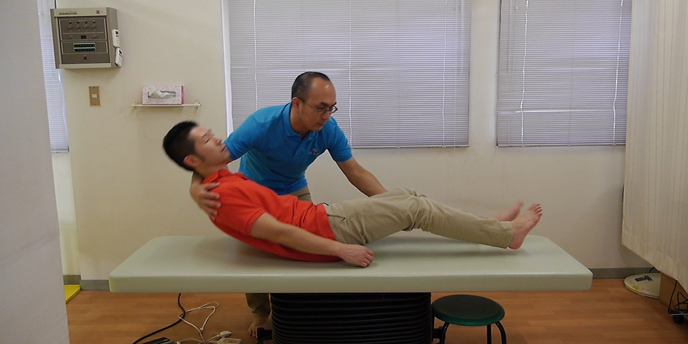 操身術活法入門セミナー