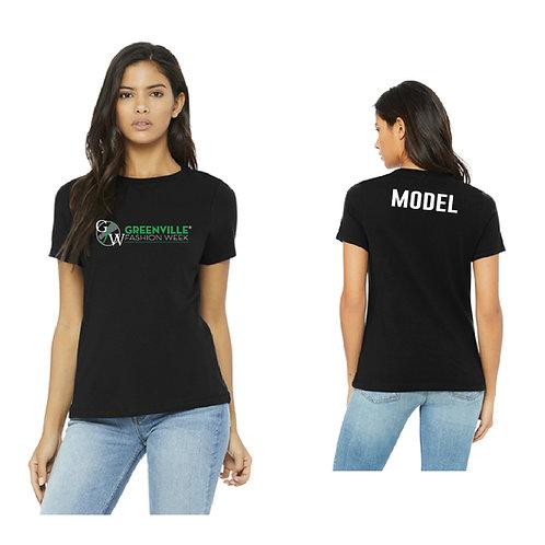 Model / Logo Tee
