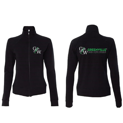 GFW Boxercroft Embroidered Full Zip Jacket