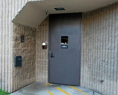 Bulletproof Door