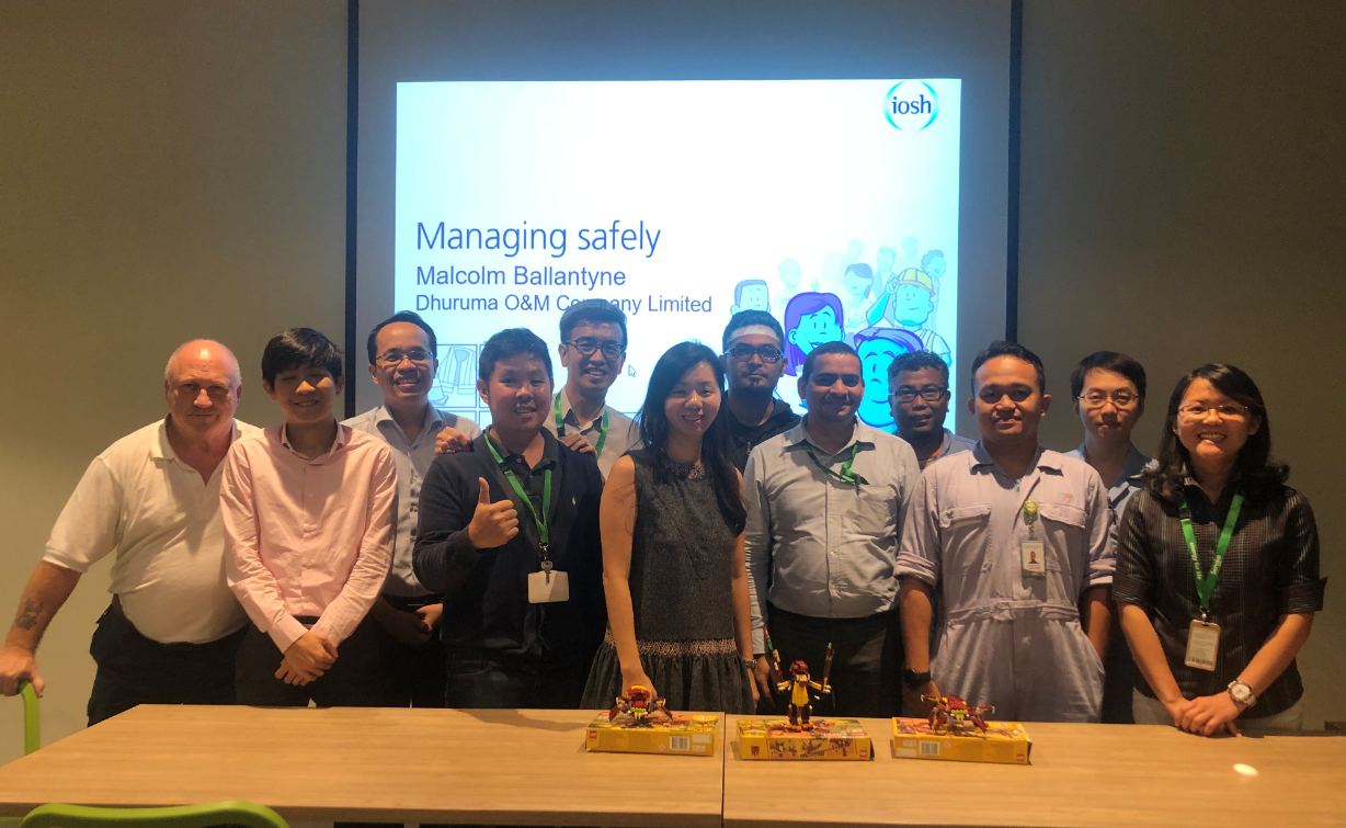 IOSH Managing Safely Training Course In Singapore