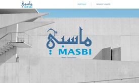 Website for interior designer in UAE