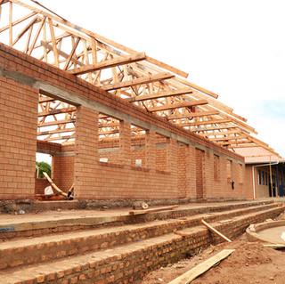 Single Storey School Building