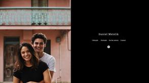 Website for photographer based in Australia