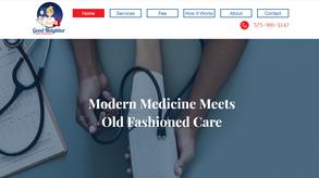 Website for nurse in USA
