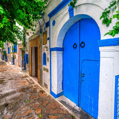 OLD TUNIS