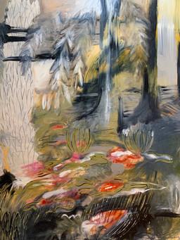 The Farm (2020)-Oil on Canvas (122cm×152.5cm)