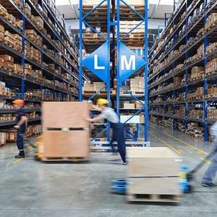 Warehouse Handlers