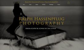 Website for USA based photographer