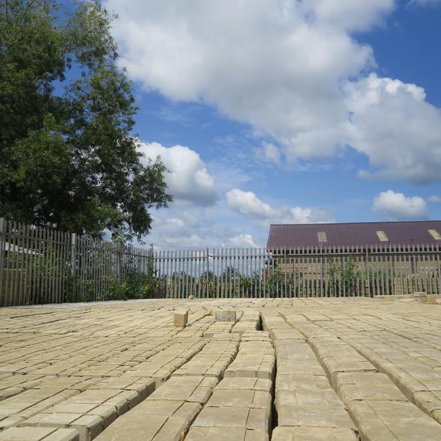 Kolat Bricks Curing