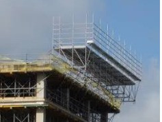 System Cantilever Scaffold